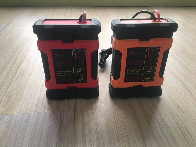 Ultra Capacitor Jump Starter for Start The Car