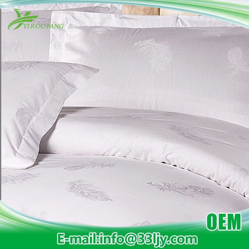 Factory Supply Cheap 200 Thread Count Bed Linenes