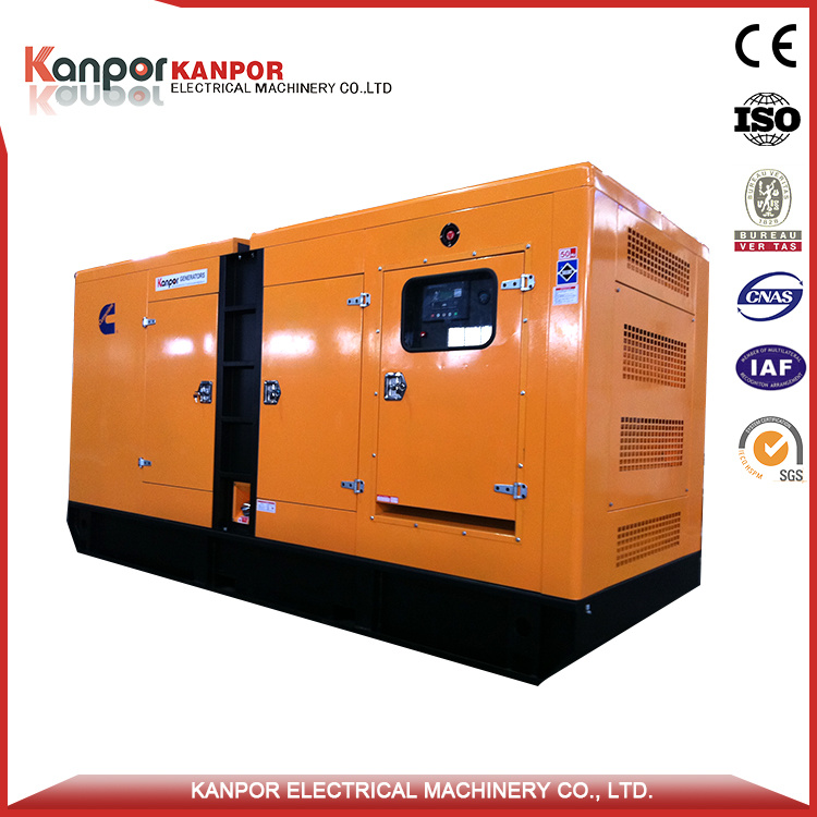 550kVA 1800rpm 60Hz Hospital Using Silent Deutz Diesel Electric Generator