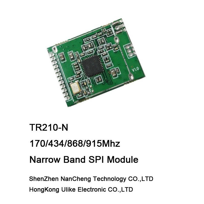 Cc1120 Sigfox Network Narrowband Module 868MHz 915MHz Transceiver Module Transceiver Module
