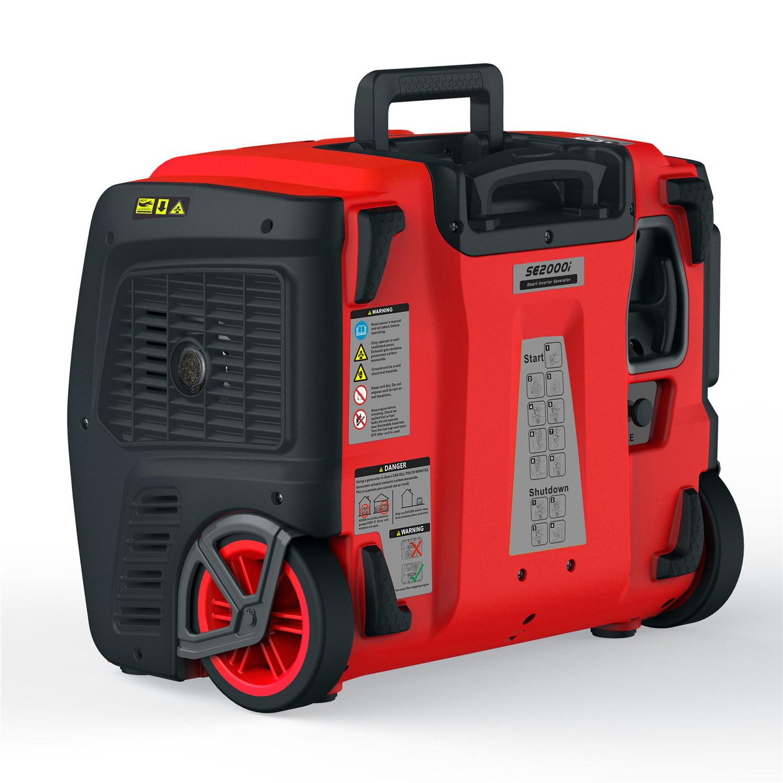 2kw Portable Inverter Gasoline Generator