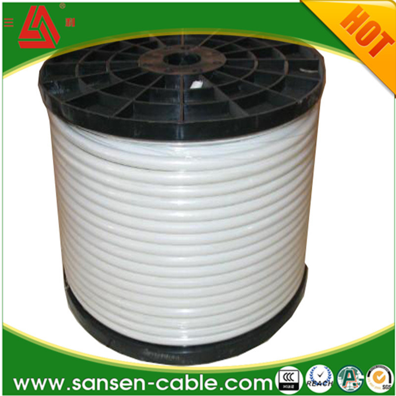 China Manufacture Rg59 Rg11 RG6 Coaxial Cable for CCTV CATV Cable