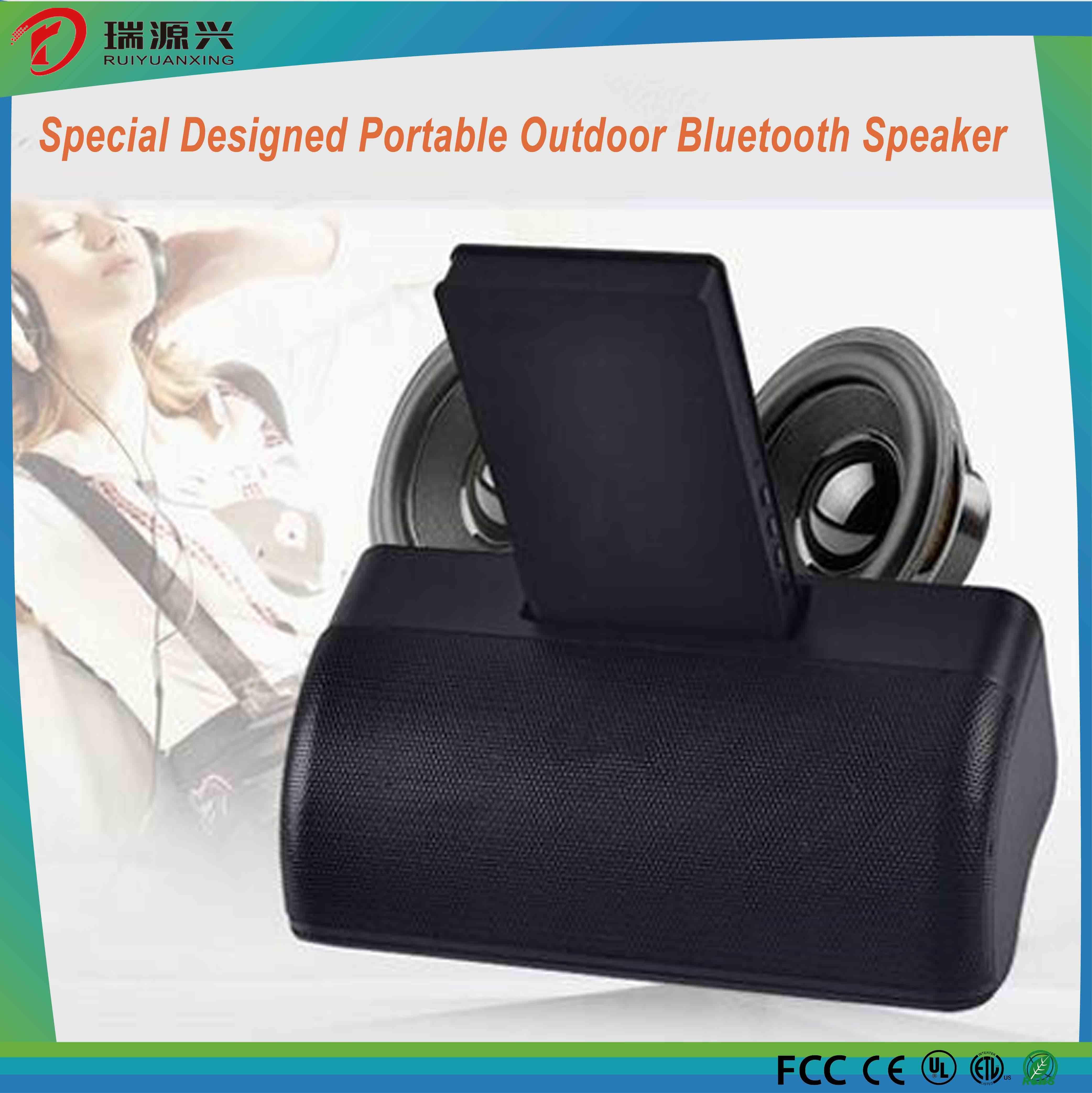 Special Designed Portable Outdoor Bluetooth Speaker