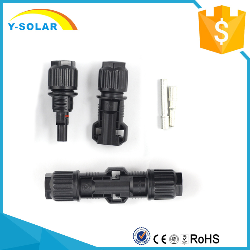 Connectors M/Female 2.5mm2~10.0mm2 for Solar Cable Cross Sections Mc4X-A10