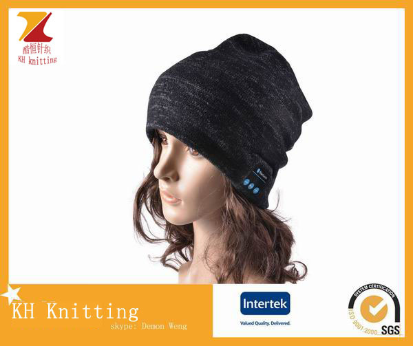High Quality Wireless Bluetooth Knitted Hat, Bluetooth Music Hat