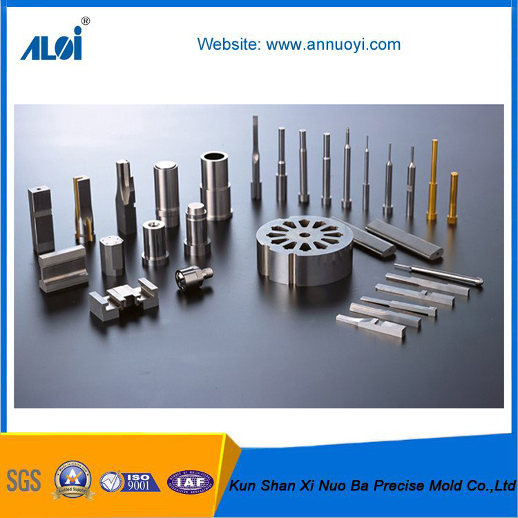 Customized CNC Machining Part for Precision Mold Parts