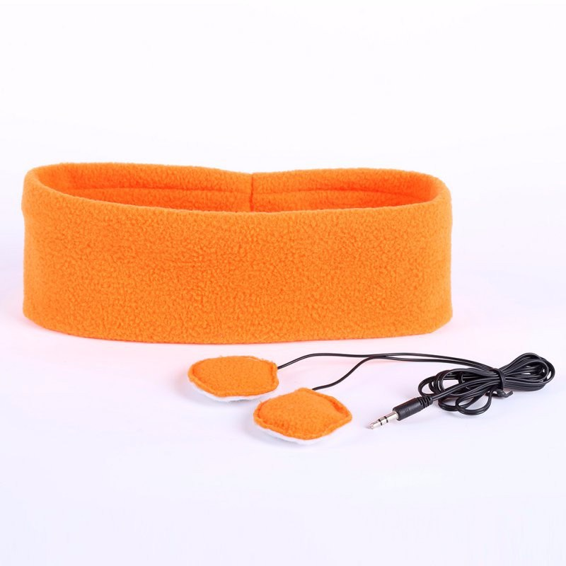 Sports Running Sleeping Earphones Bundle Music Headband Sleep Headphones