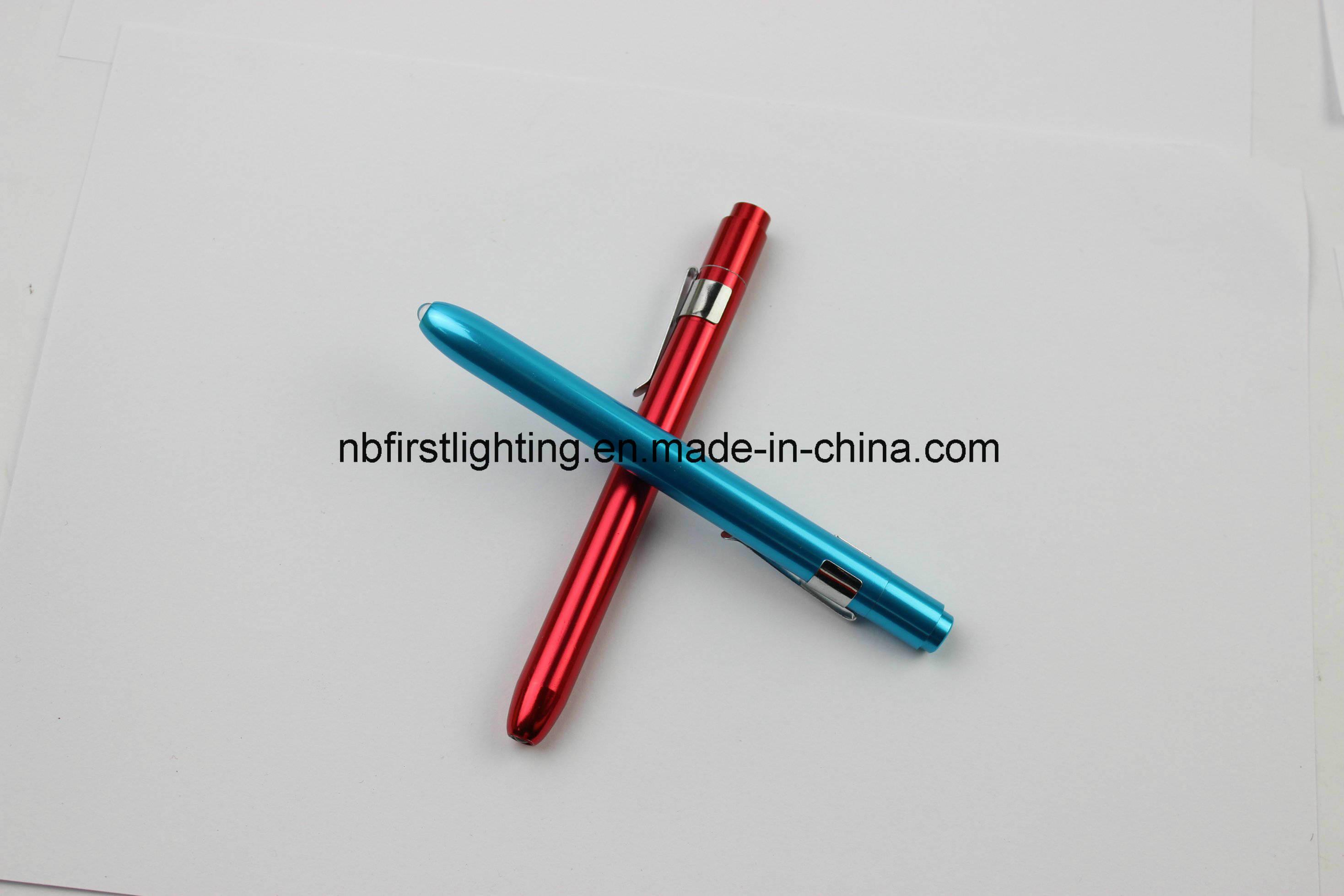 Wholesale LED Pen Light with Pupil Gauge, Medical Pen Torch for Nurses, LED Medical Penlight for Doctors