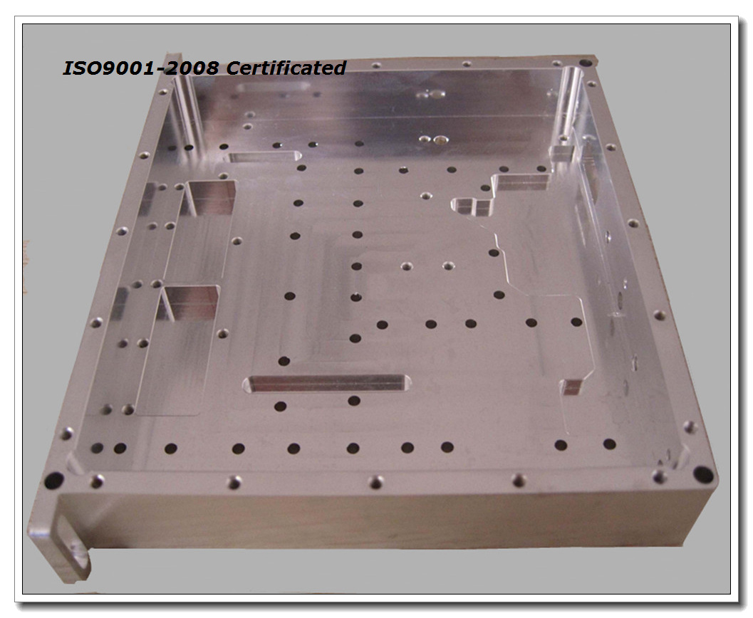 CNC Machining Aluminum Filter Housing