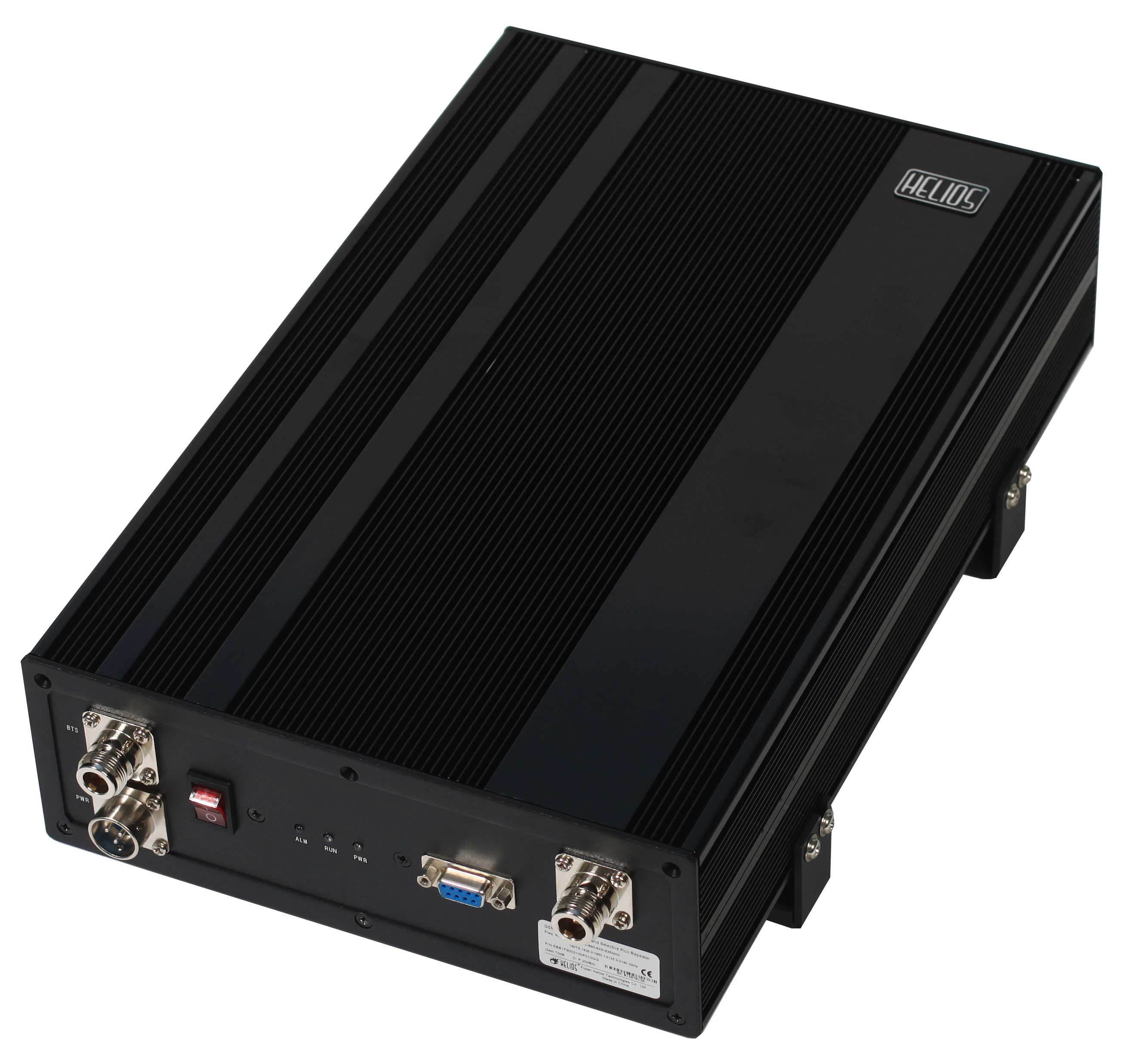20dBm 70dB Digital Tri-Band Indoor Pico Repeater