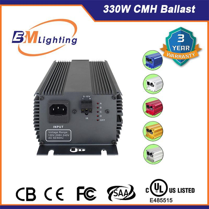 330t Manufacturer Grow Light Hydroponics Electronic Ballast with UL Listed