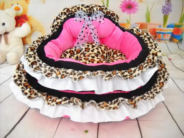 Cute Princess Dog Bed & Pet Bed
