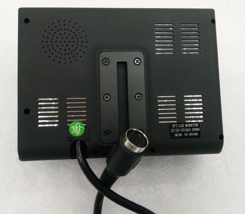 5.6inch LED LCD Car Rear View Backup Monitor