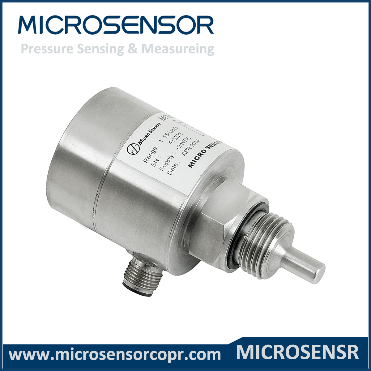 Flow Switch with LED Display for Iron Mfm500