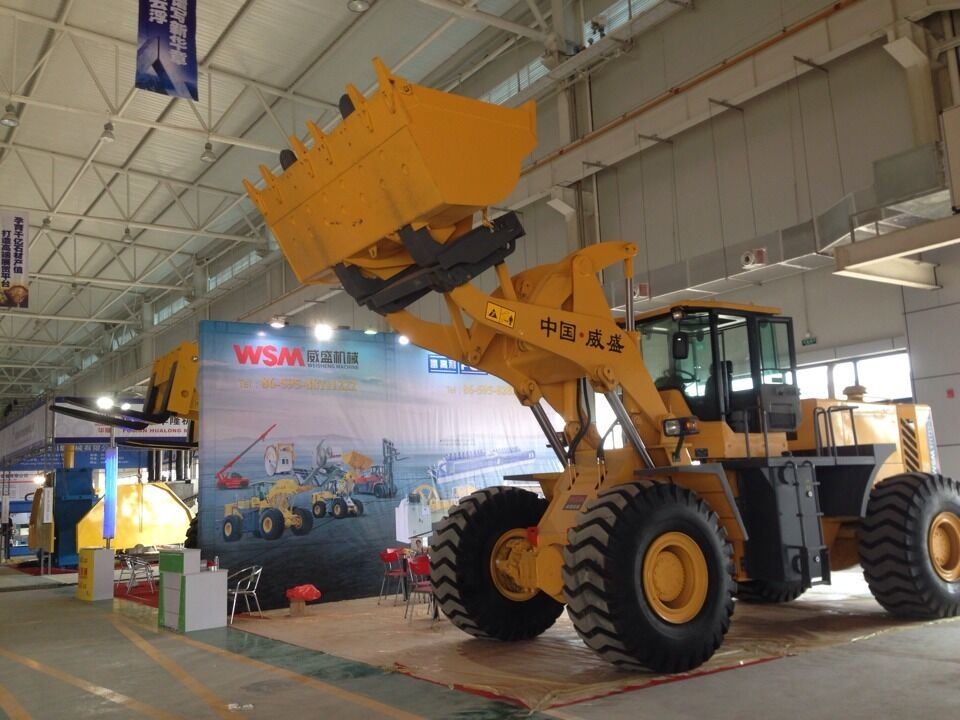 23ton Wheel Loader with Ce Certification