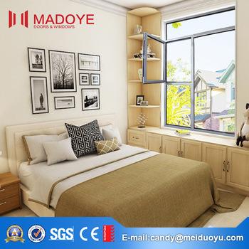 Customized Modern Aluminum Casement Windows