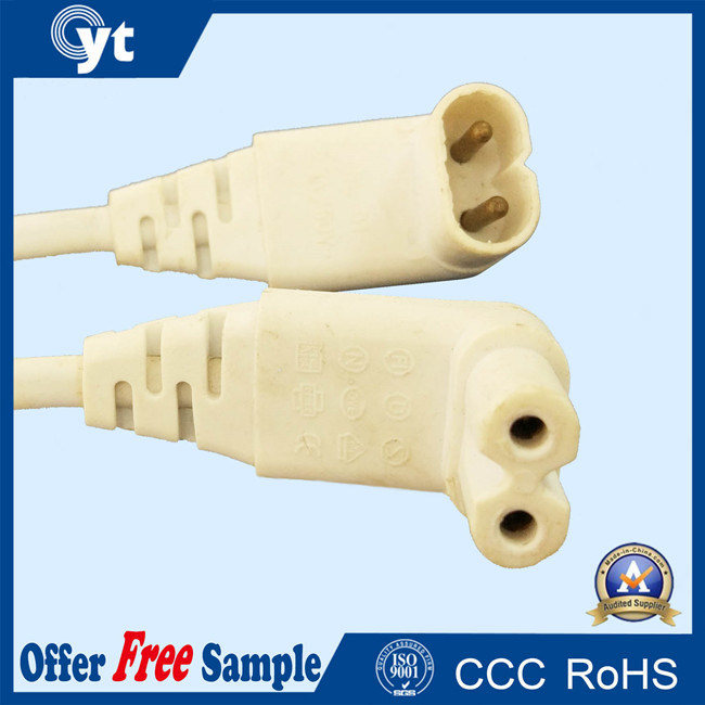 IP68 Tube Light Waterproof Connector 2pin 3pin Cable Range 4-7mm