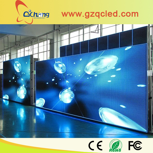 P6 Indoor LED Advertising Display Panel