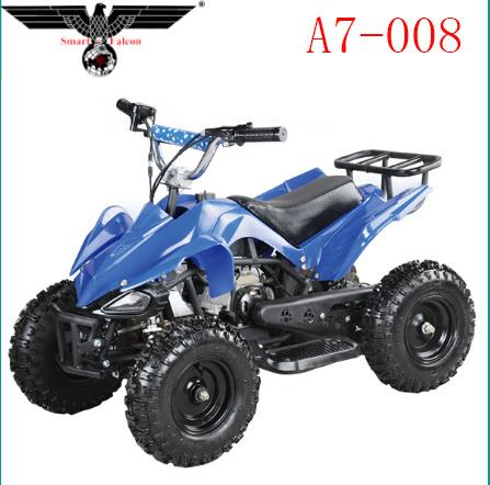 A7-008 49cc Mini Gas Quad ATV for Kids