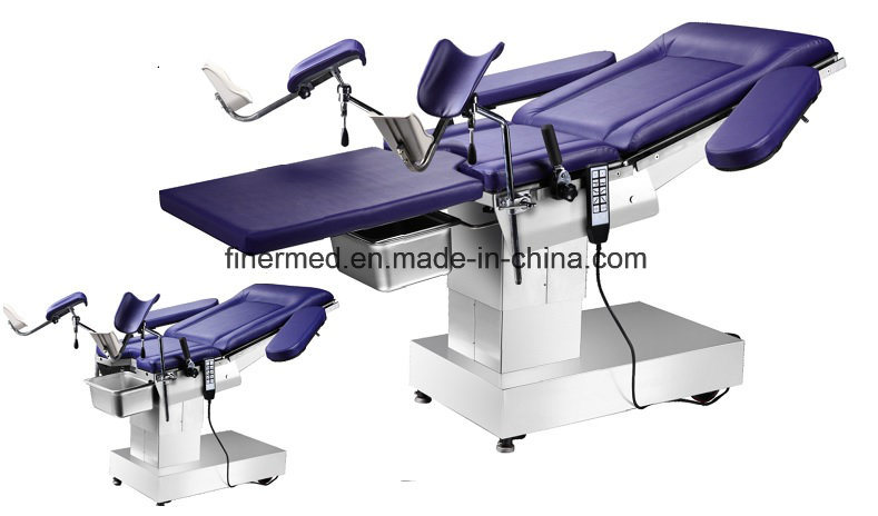 Hospital Medical Electric Gynecological Obstetrics Delivery Bed