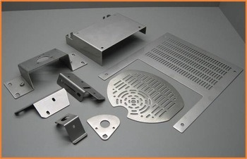 Stainless Steel Sheet Metal Forming Stamping Bending Welding Parts, Stamping