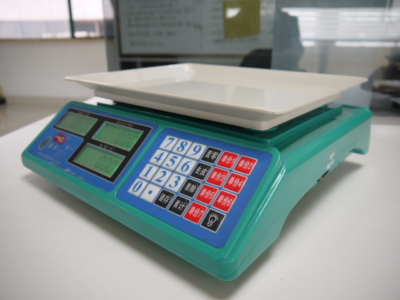 New Vegetable and Fruit Electronic Price Scale (588)