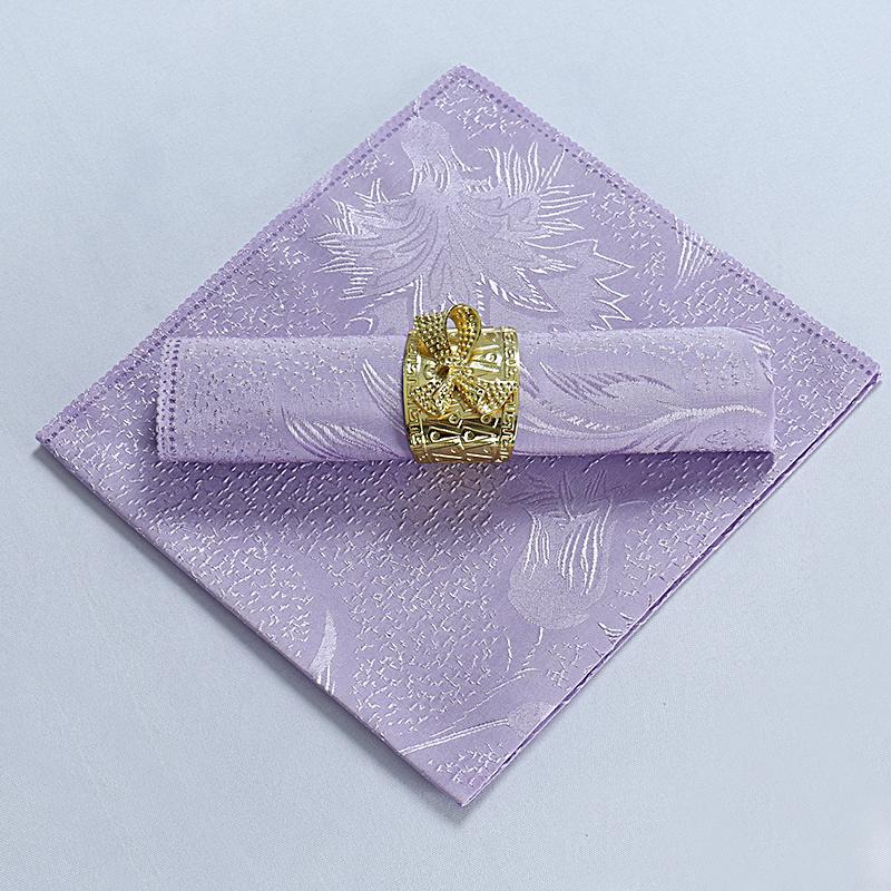 50X50cm Cotton Linen Restaurant Table Cloth Napkins (DPF107116)