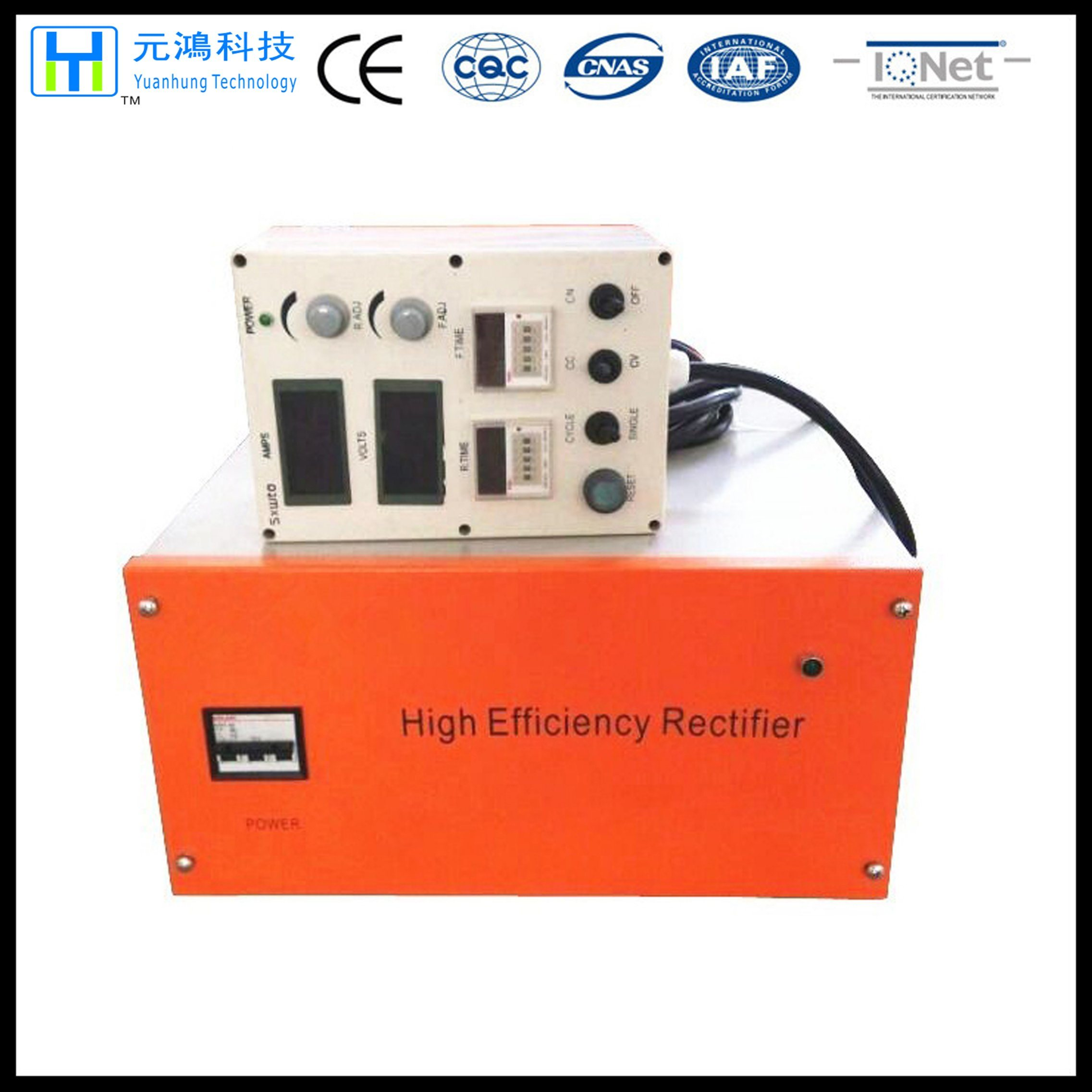 750A 12V Automatic Polarity Reversing Rectifier
