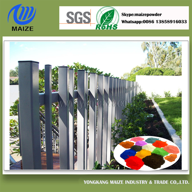 High Quality Powder Coating for Protection Fence