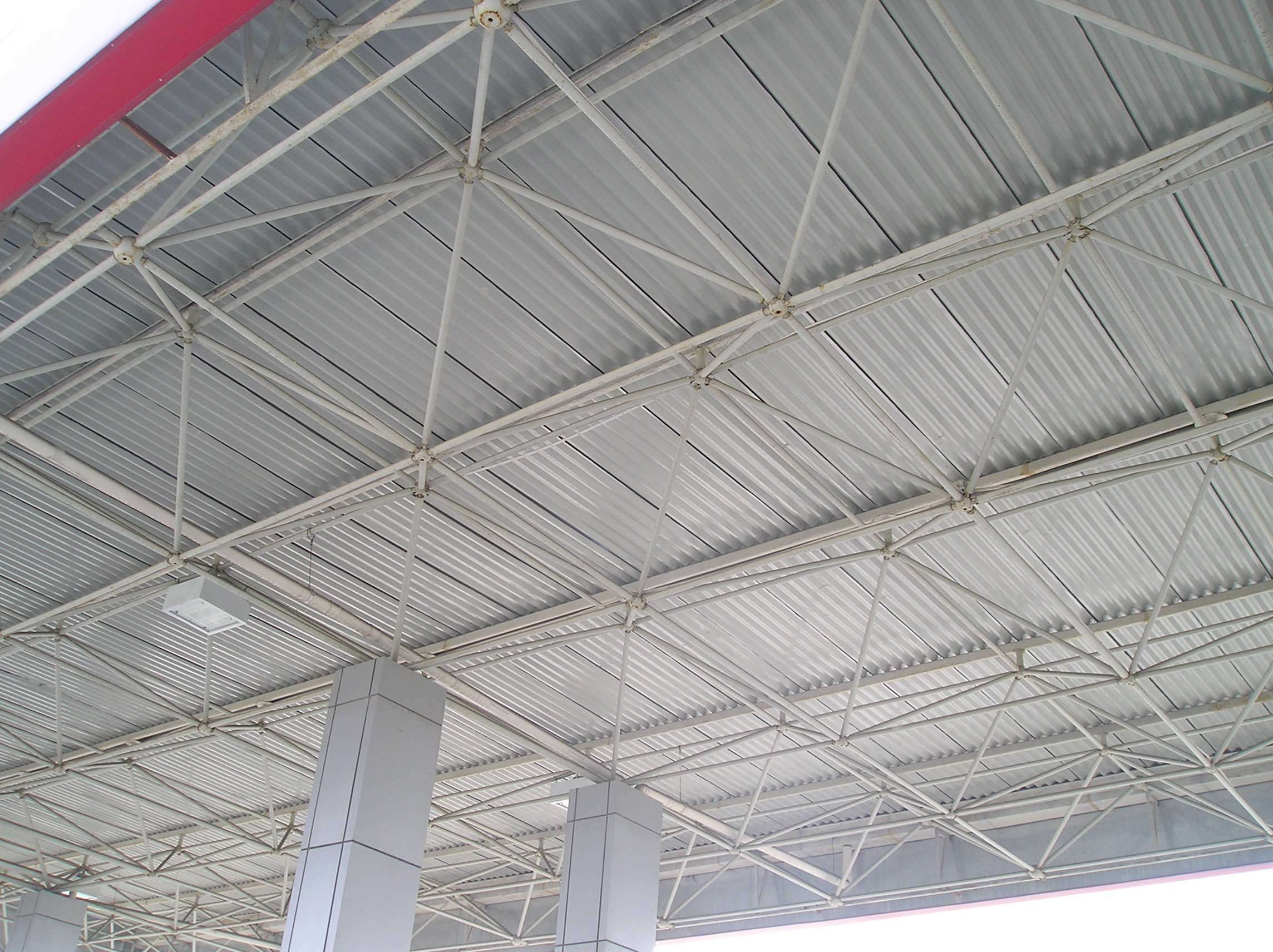 Roofing Steel Structure Grid for Large Span Building