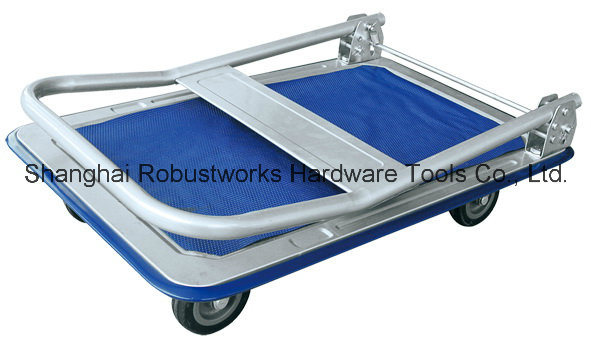 Foldable Platform Hand Truck (HT043)
