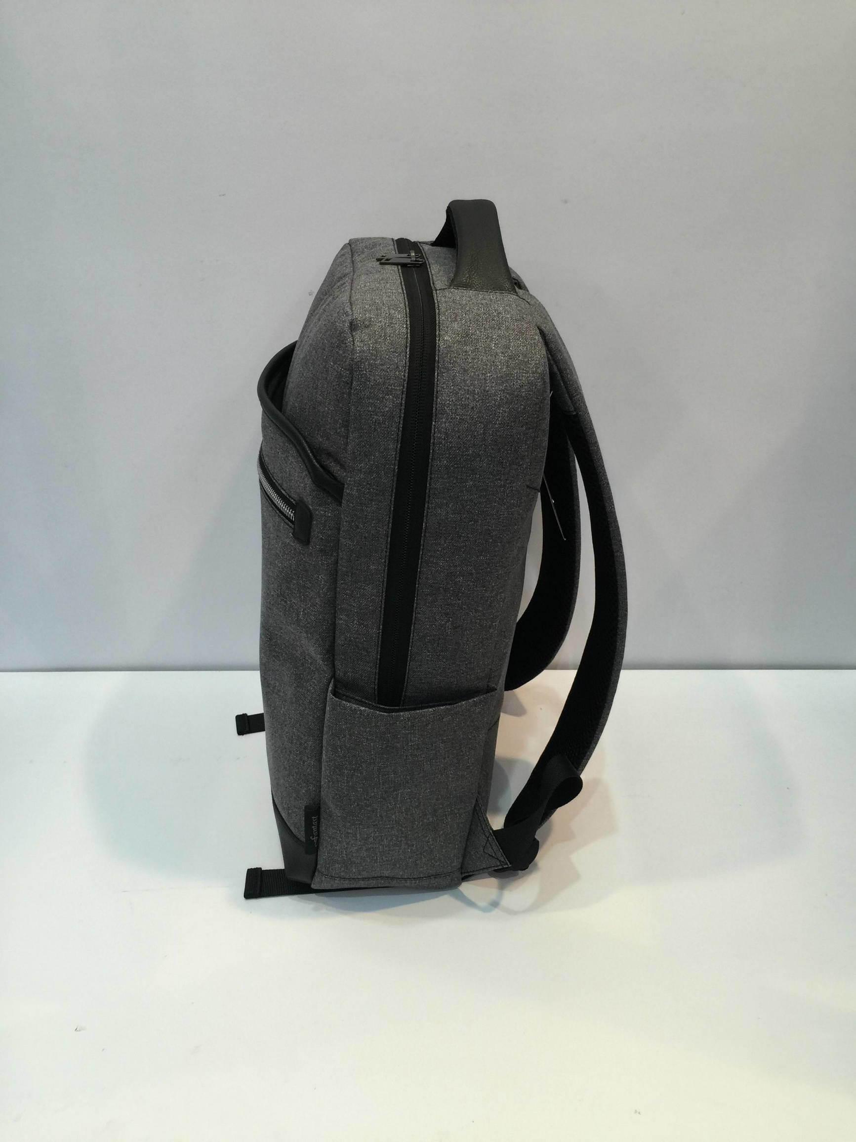 Snowflake Cloth Laptop Shouder Bag for Work/School/Travling