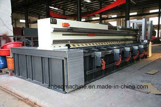 Hydraulic Sheet Metal Groove V Cut Machine