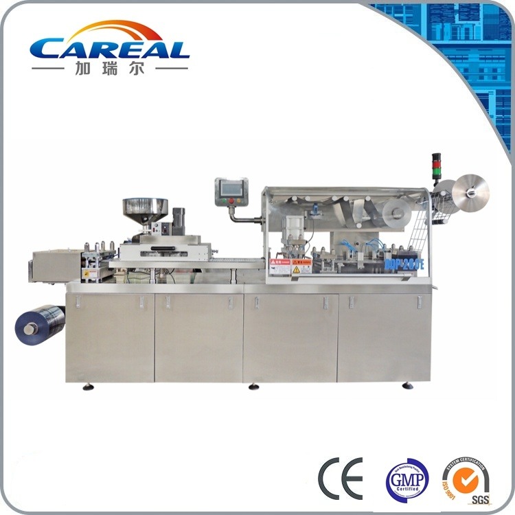 Automatic Pharmaceutical Pill Small Tablet Blister Packaging Machine