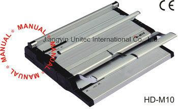 Popular Sale in America Book Binding Machine Velo Binder HD-M10