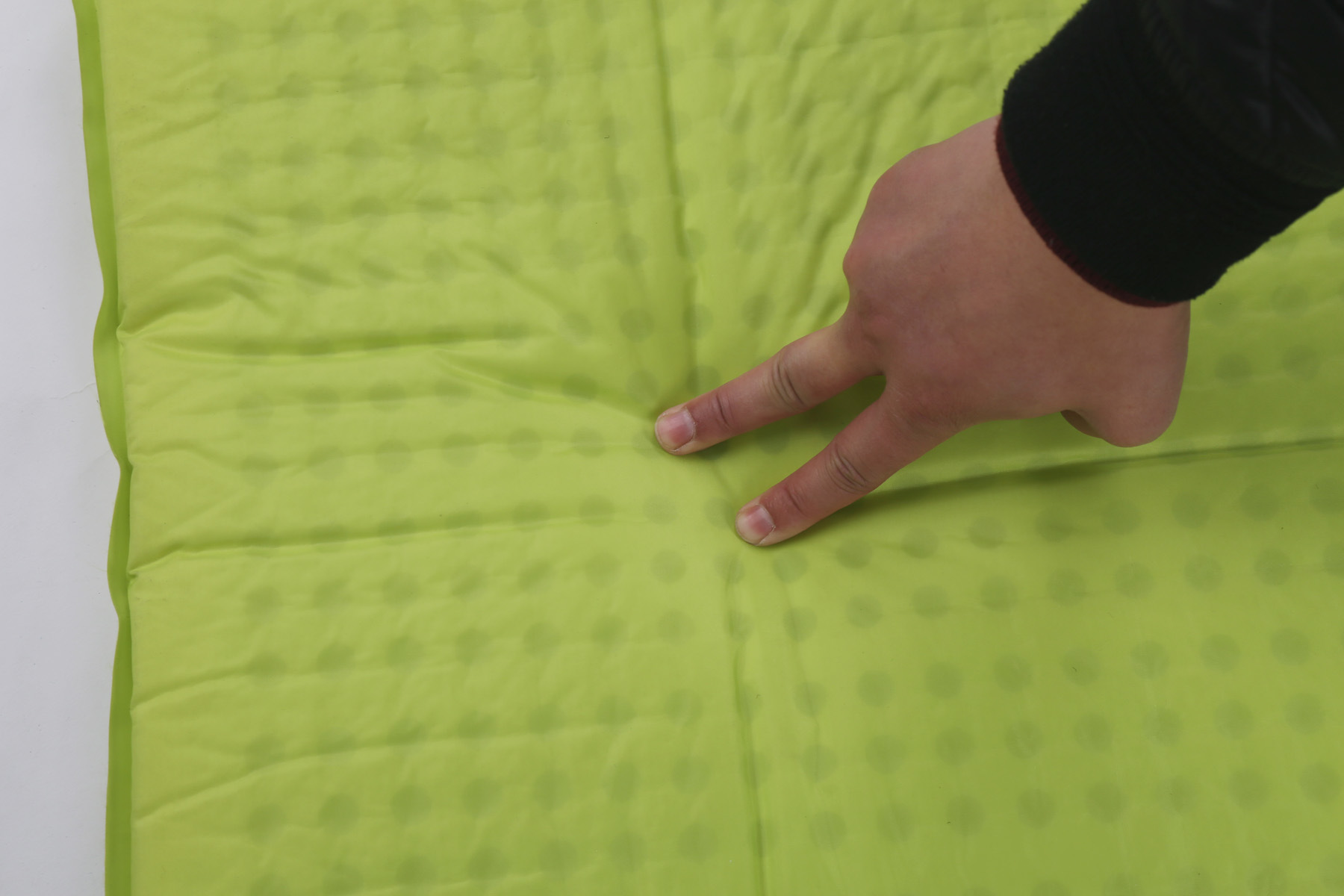Lightweight Self-Inflating Sleeping Mat About Outdoor Products