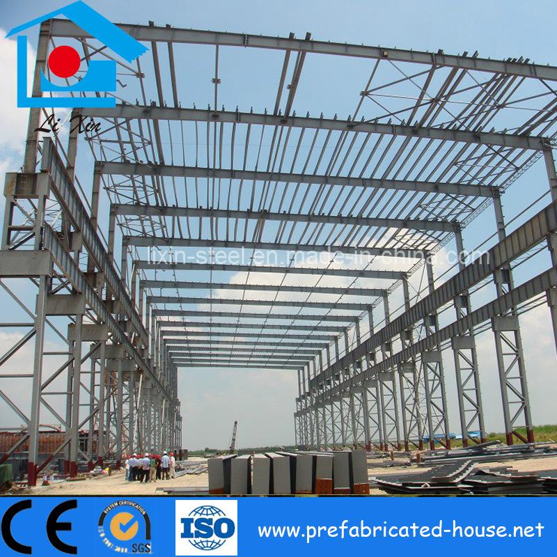 Steel Structure Building (Including 250t Crane)