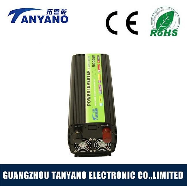 Hot Sale 12V 220V UPS 5000W Inverters with Battery Charger UPS