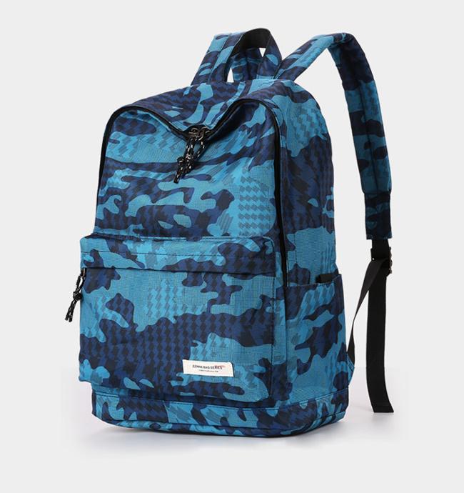 Nylon School Backpack Bag (MS4029)