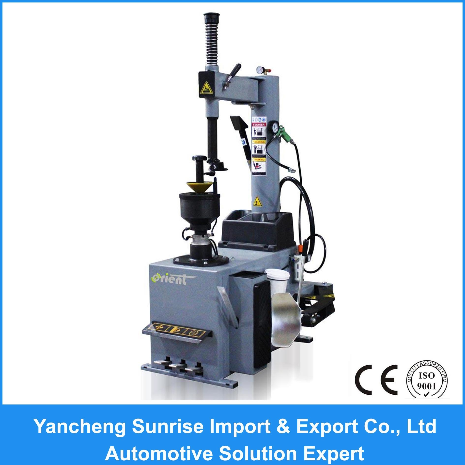 CE Car Tyre Changer (ORT710)