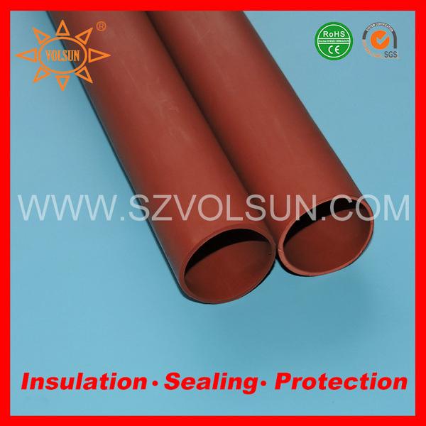 Low Voltage PE Material Heat Shrinkable Busbar Insulators