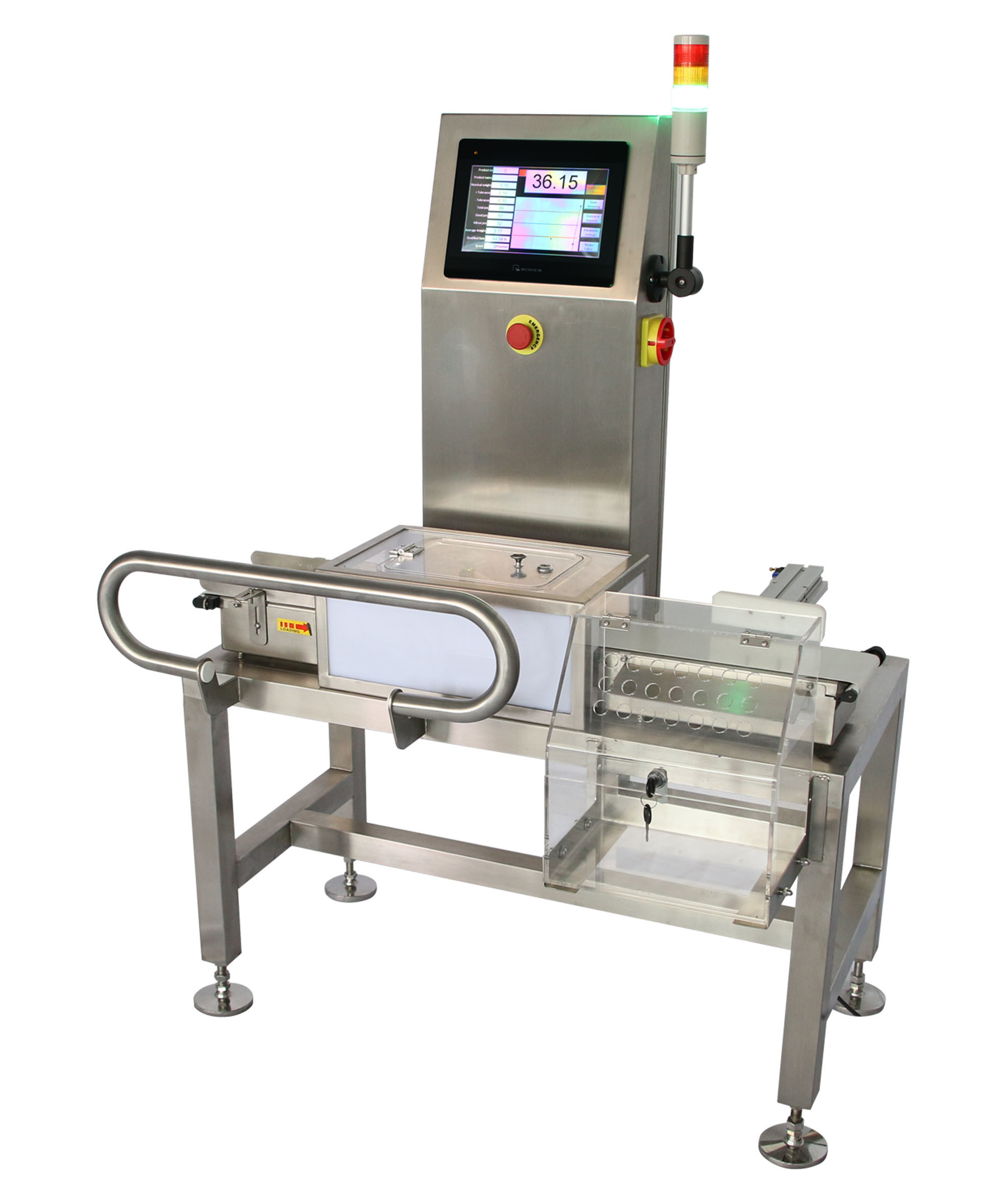 Conveyor Check Weight Automatic Check Weight Online Checkweigher