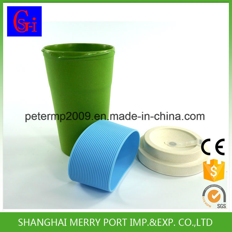 Latest Bamboo Fiber Coffee Cup Eco-Friendly Series Custom Tea Cups
