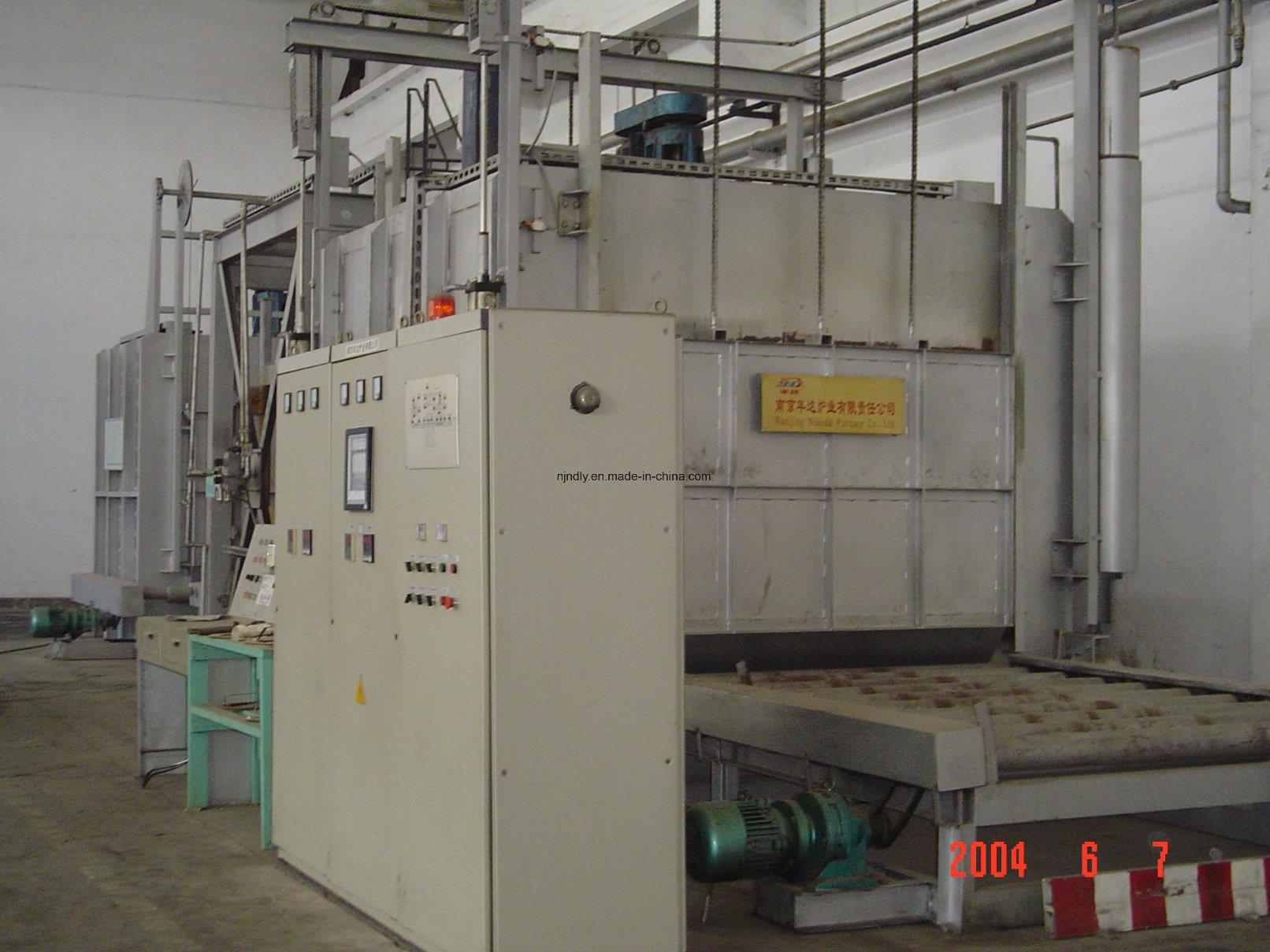 Jumbo Annular Heating Furnace