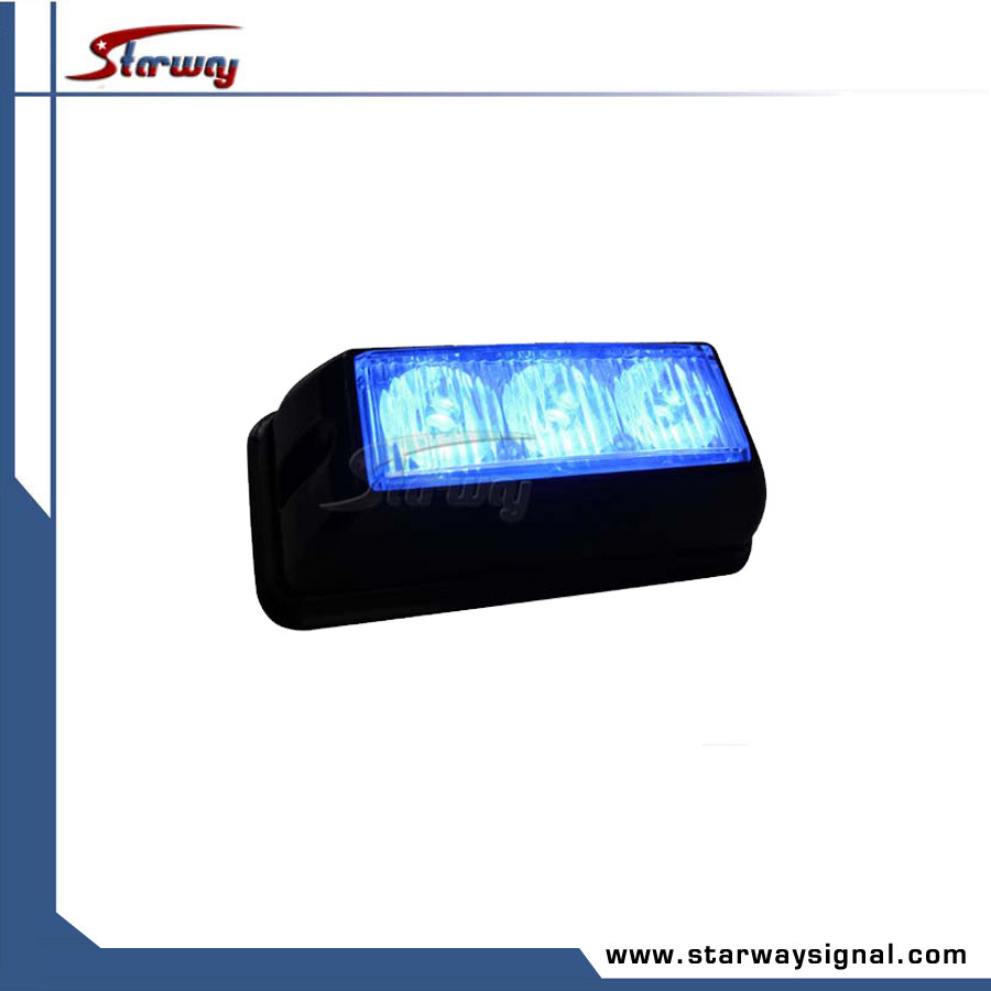 Warning LED Grill Surface Mounts (LED214A)