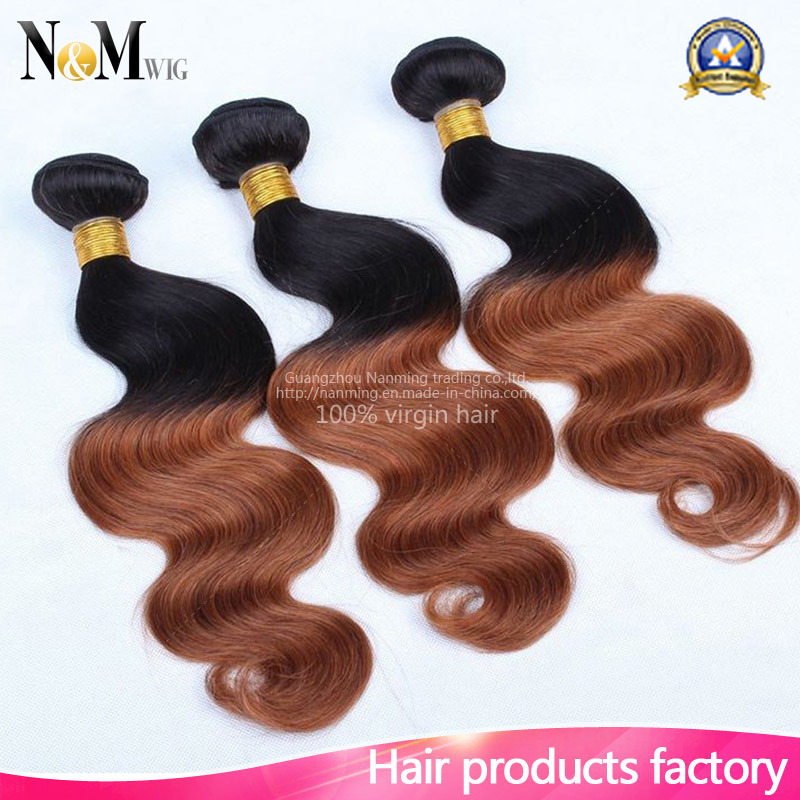 Wholesale Ombre Hair Weaves High Quality Human Hair Braiding