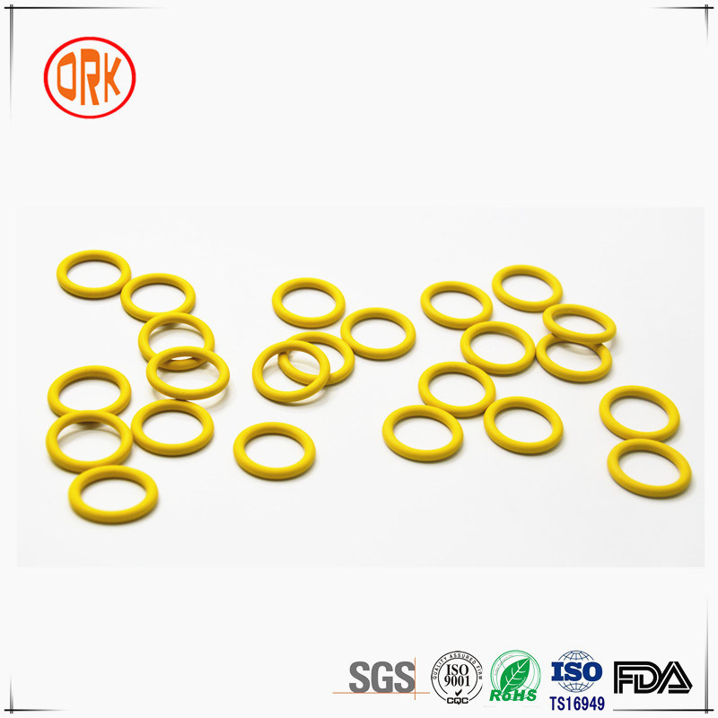 Rubber Sealing Rings Oil Resistance FKM/Viton O-Rings for Machinery