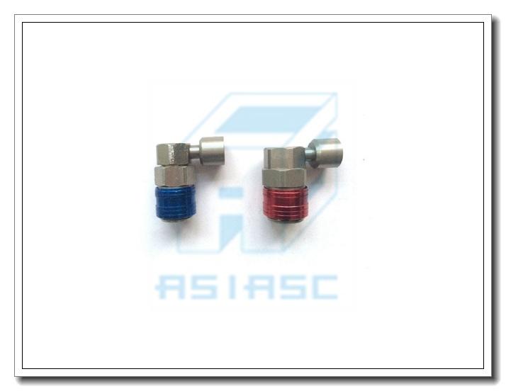 Car Accessories R134A Recharging Hose Set for Manifold Gauge
