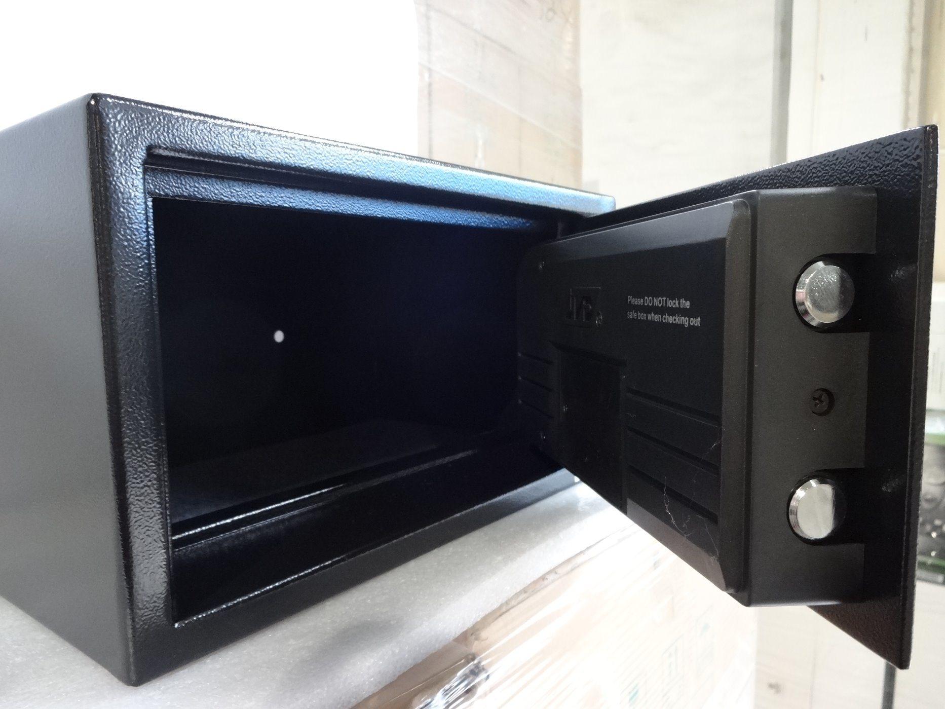 Hotel Safe Box with Digital Lock-Yk230-Bk/Wh