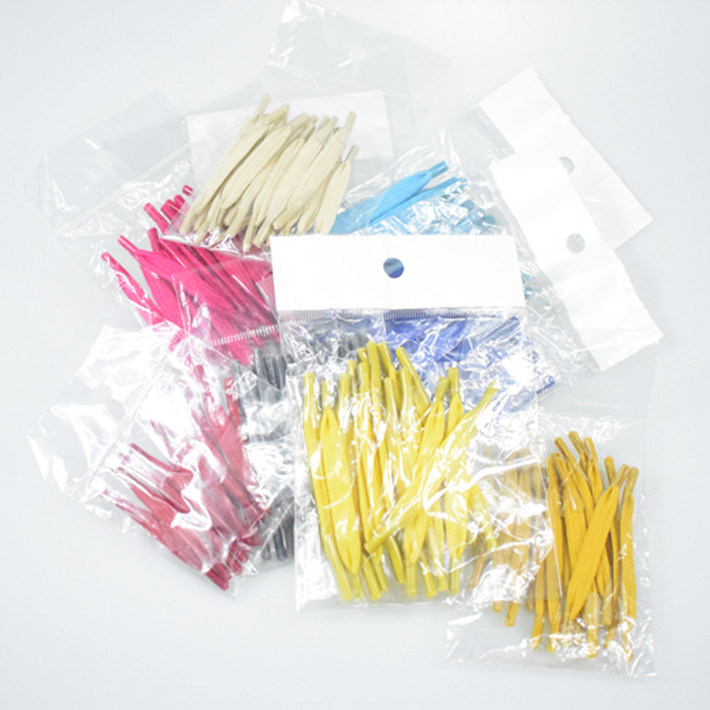 Best Quality and Low Price Colorful Elastic Flat Shoelace